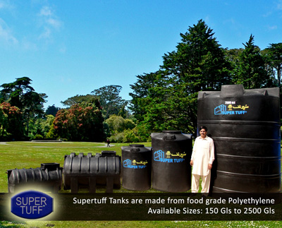 Supertuff Water Tanks